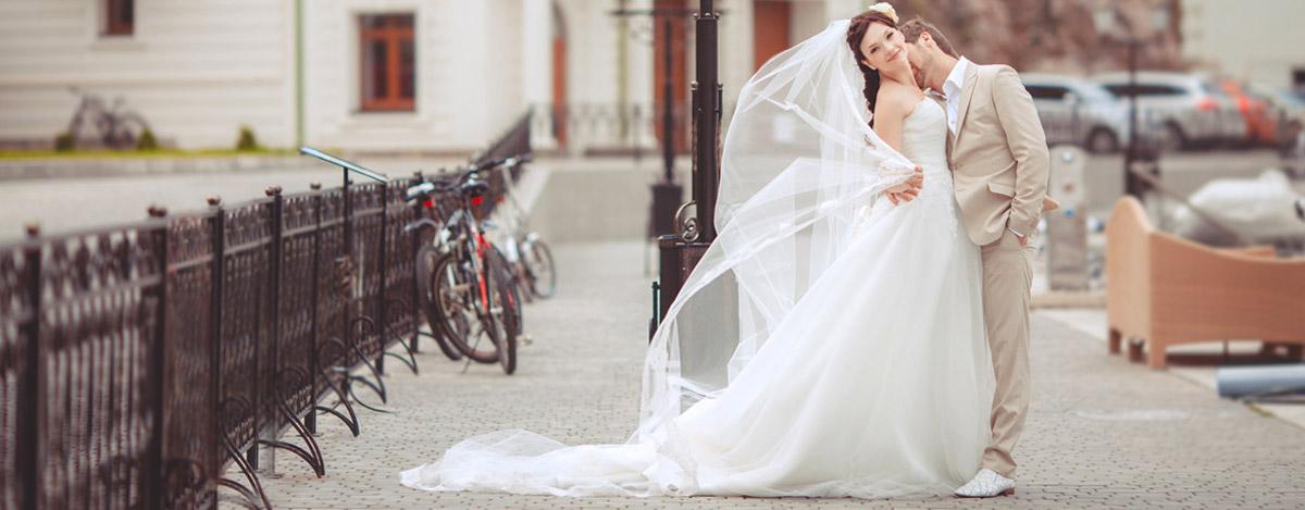 Noleggio abiti da sposa ticino