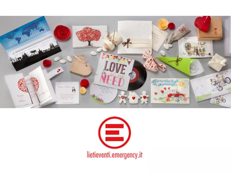 Emergency Partecipazioni Matrimonio.Bomboniere Emergency Sposi In Svizzera Nel Canton Ticino Ed In